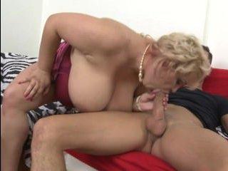 Секс видео толстой женщины с большими сиськами