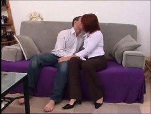 Анальный секс со зрелой тёткой родом из России
