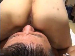 Порно с полными мужчинами и зрелыми азиатками